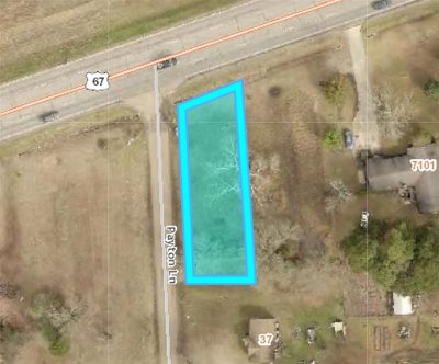 Residential Lots & Land For Sale: 0.16 Acres Payton Ln./W. 7th St.