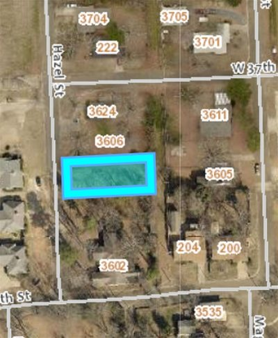 Bowie County Residential Lots & Land For Sale: 3604 Hazel St.