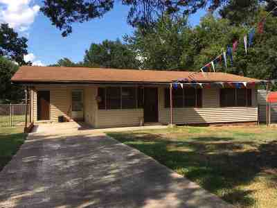 Hooks Single Family Home For Sale: 5 E Avenue D