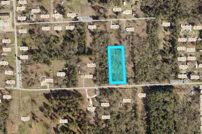 Bowie County Residential Lots & Land For Sale: 1.40 Acres Bender Rd.