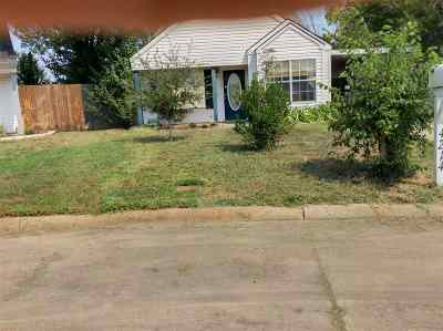 Miller County Single Family Home For Sale: 4214 Savannah