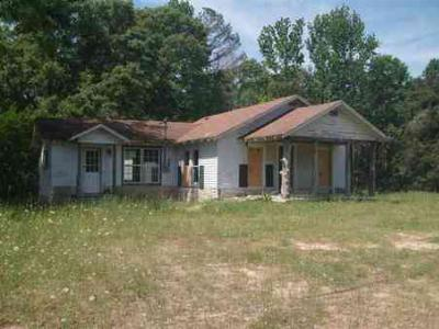 Atlanta TX Single Family Home Sold By Listing Office: $12,000