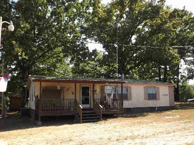 Manufactured Home For Sale: 4143 Fm 96