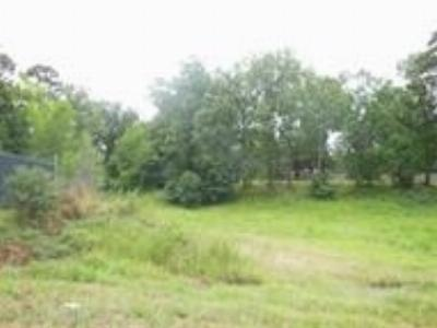 Texarkana TX Residential Lots & Land For Sale: $65,000