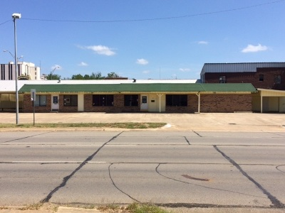 Miller County, Bowie County Commercial For Sale: 101 W Mlk Blvd
