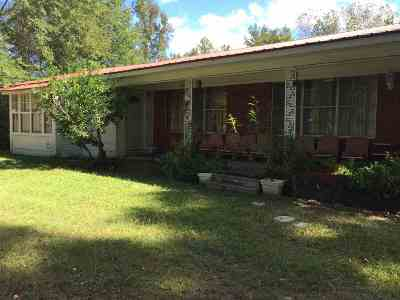 Linden Single Family Home For Sale: 503 S Highway 59