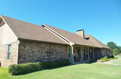 Hooks Single Family Home For Sale: 311 Quail