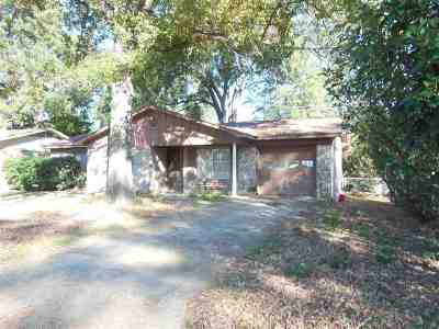 Nash Single Family Home For Sale: 1706 Rosewood