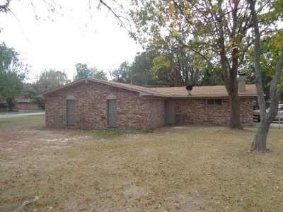 New Boston TX Single Family Home For Sale: $74,900