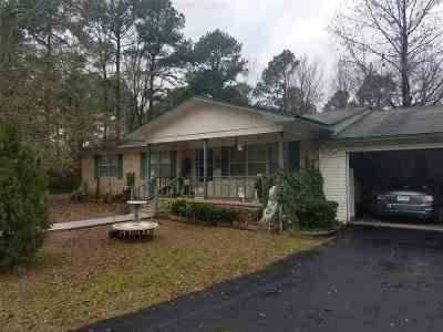 Texarkana Single Family Home For Sale: 4419 E Broad