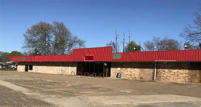 Commercial For Sale: 802 N Hwy 59