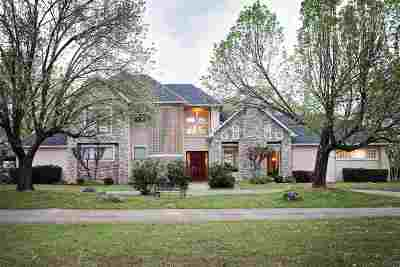 Texarkana TX Single Family Home For Sale: $889,900
