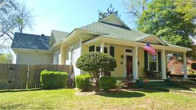 Texarkana Single Family Home For Sale: 2523 Wood Street