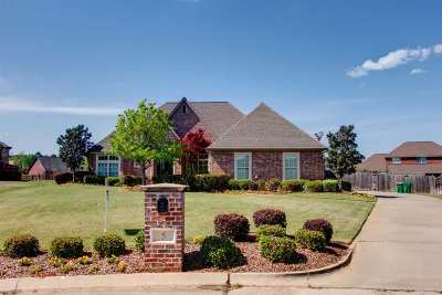 Texarkana TX Single Family Home For Sale: $345,000