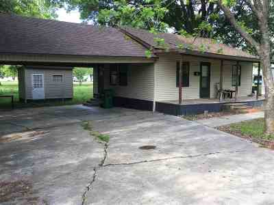 Hooks Single Family Home For Sale: 406 Grant