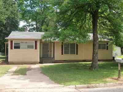 New Boston TX Single Family Home For Sale: $69,900