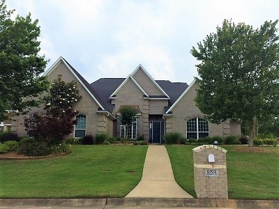 Texarkana TX Single Family Home For Sale: $479,995