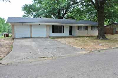 Hooks Single Family Home For Sale: 202 Morningside Dr