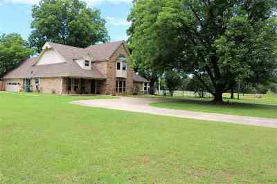 Texarkana TX Single Family Home For Sale: $299,999