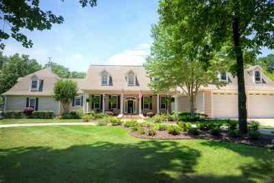 Texarkana Single Family Home For Sale: 6605 Four States Fair Parkway
