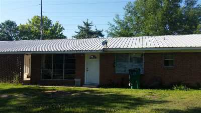 Hooks Single Family Home For Sale: 2501 E Ave B