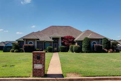 Texarkana AR Single Family Home For Sale: $312,000