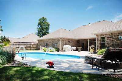 Miller county Single Family Home For Sale: 6601 Country Hills Drive