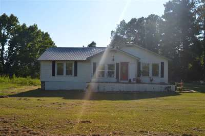 Single Family Home For Sale: 1121 County Road 4206