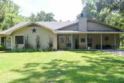 Cass County Single Family Home For Sale: 5864 Fm 96