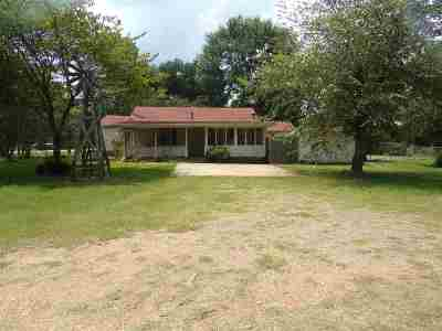 Single Family Home For Sale: 804 Fm 991