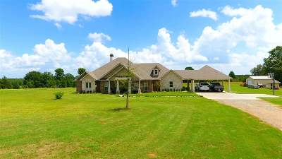 Single Family Home For Sale: 590 County Road 3776