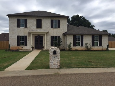Texarkana TX Single Family Home For Sale: $299,000