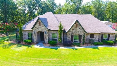 Texarkana TX Single Family Home For Sale: $479,900