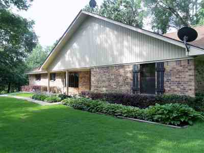 Linden Single Family Home For Sale: 1512 Centerhill Road