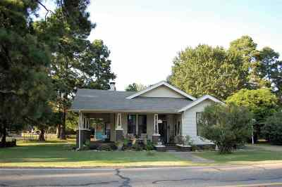 Ashdown Single Family Home For Sale: 810 Rankin St