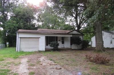 Texarkana Single Family Home For Sale: 318 Fielden