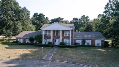 Texarkana TX Single Family Home For Sale: $349,900