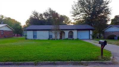 Texarkana Single Family Home For Sale: 4808 Pinson Drive