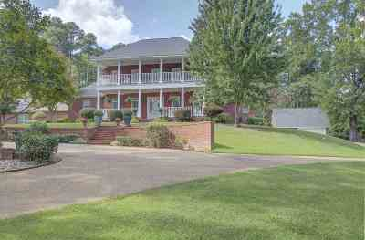 Dekalb, Hooks, Leary, Liberty Eylau, Maud, Nash, New Boston, Pleasant Grove, Redwater, Simms, Texarkana, Wake Village, Atlanta, Bivins, Bloomburg, Douglassville, Hughes Springs, Linden, Marietta, Mcleod, Queen City, Karnack, Marshall, Avinger, Jefferson Single Family Home For Sale: 6 Shilling Pl