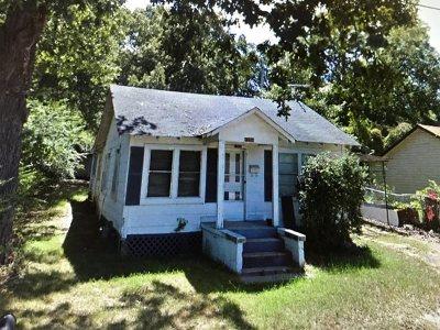 Texarkana Single Family Home For Sale: 1206 Jackson