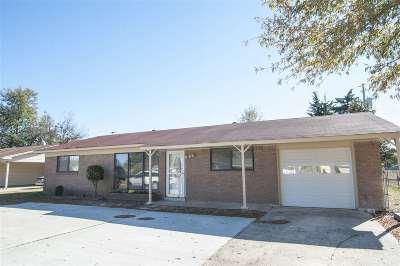 Texarkana Single Family Home For Sale: 1717 Plantevigne