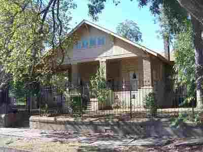 Texarkana Single Family Home For Sale: 605 Locust