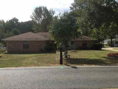 Texarkana Single Family Home For Sale: 3105 Clear Creek Dr