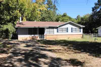 Texarkana Single Family Home For Sale: 511 E 27th