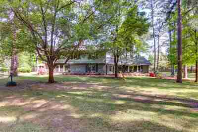 Texarkana TX Single Family Home Back On Market: $283,900
