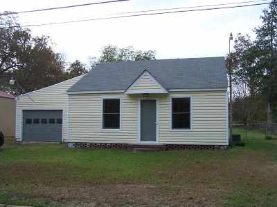 New Boston Single Family Home For Sale: 405 Lanier