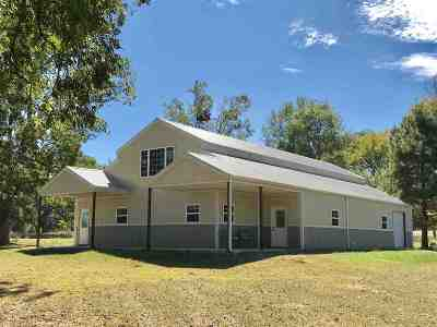 Single Family Home For Sale: 733 County Road 4114