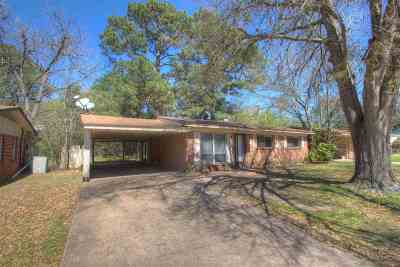 Single Family Home Active W/Contingency: 706 Hillview