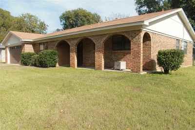 Texarkana Single Family Home For Sale: 10 Preston Circle