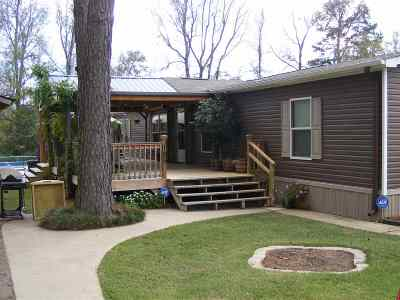 Texarkana Single Family Home For Sale: 105 Tri State Road